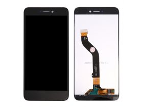 Display lcd + touch screen vetro per Huawei P8 Lite 2017 Nero Black