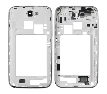 Middle frame telaio cornice centrale per Samsung NOTE 2 N7100