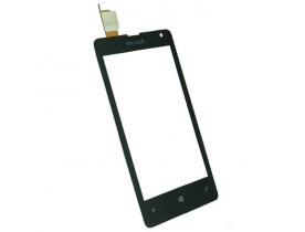 Touch screen display vetro per Microsoft Nokia 435 532