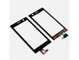 Display touch screen vetro per Sony Xperia U ST25 ST25i