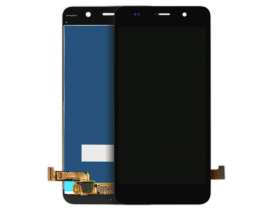 Touch screen vetro + lcd display assemblati per Huawei Ascend SCL-L21 Nero